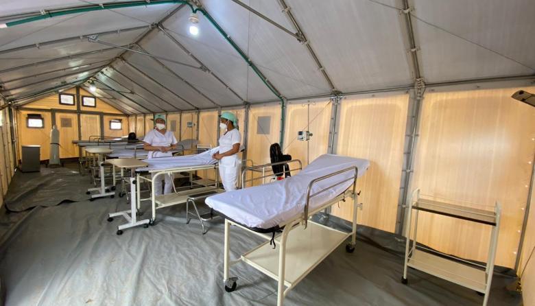 Hospital de Maicao amplía su capacidad de hospitalización con 66 camas
