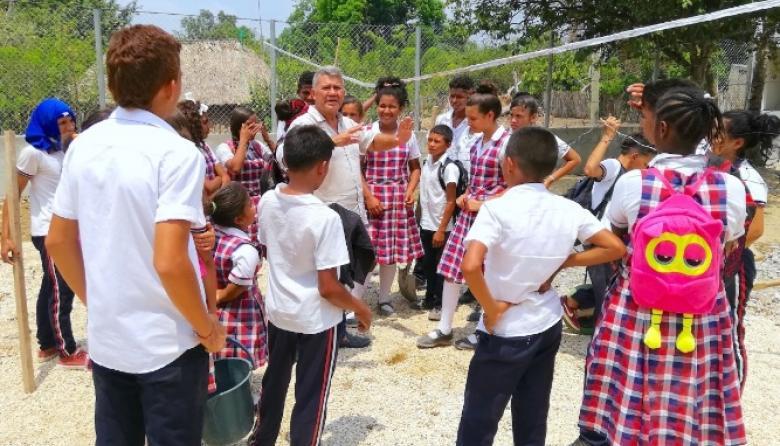 Colegio de Macayepo impulsa  pedagogía de las emociones de paz