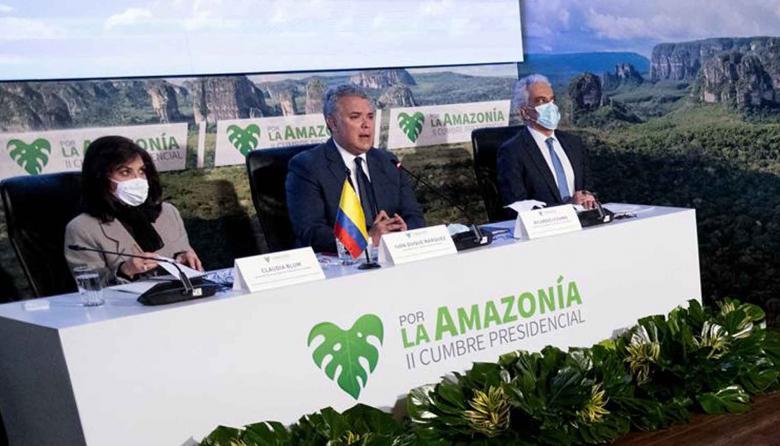 """BID facilitará financiamiento a países amazónicos para impulsar """"bioeconomía"""""""