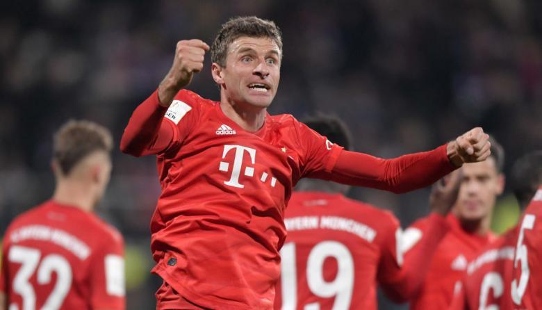 """""""Barcelona tiene problemas, pero a partido único todo es posible"""": Müller"""