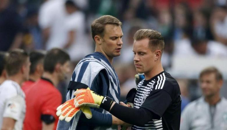 ¿Quién es mejor entre Neuer y Ter Stegen?