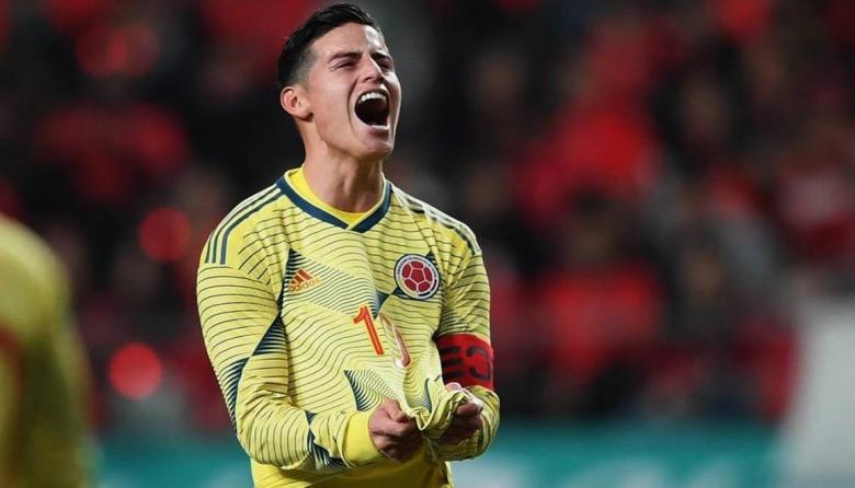 """En video   """"Soy el mejor futbolista colombiano de la historia"""": James"""