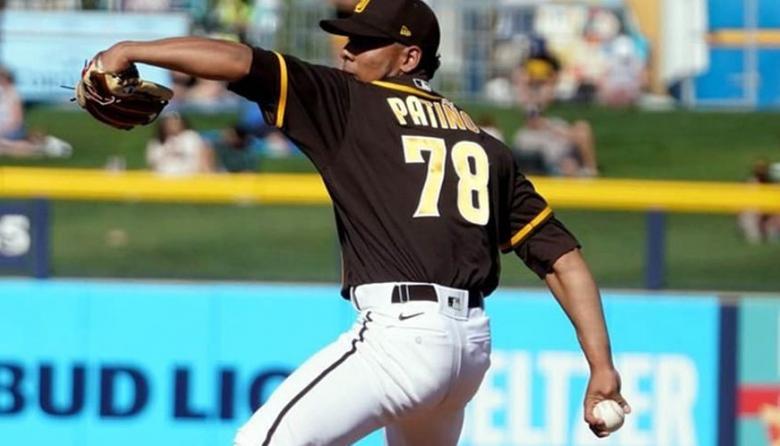 Luis Patiño, el mejor jugador de 20 años, según la Major League Baseball