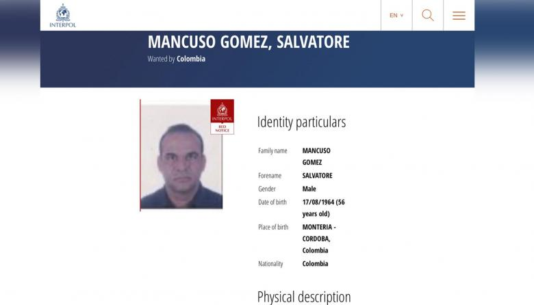 Gobierno asegura que extradición de Mancuso no ha sido negada por EE.UU.