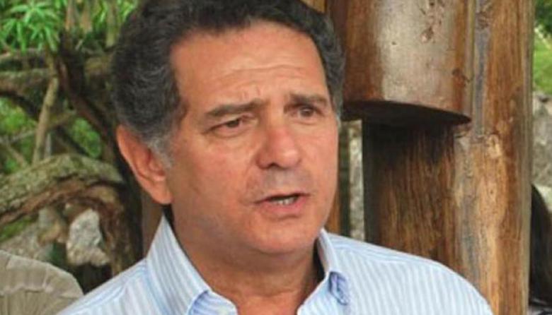 La JEP acepta el sometimiento del exsenador cordobés Julio Alberto Manzur