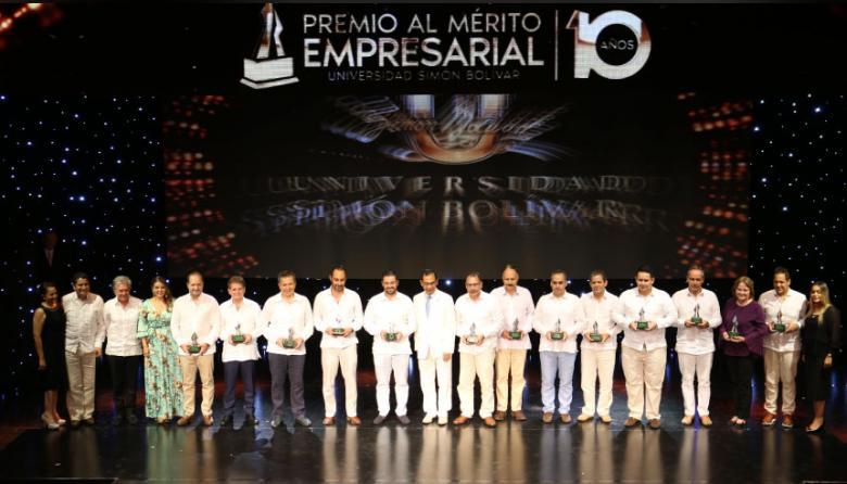 Premio al Mérito Empresarial de la Unisimón recibió 150 postulaciones