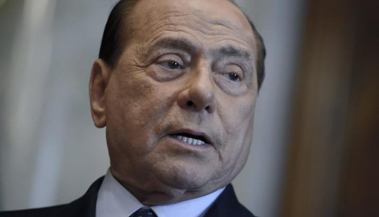 Silvio Berlusconi da positivo por coronavirus