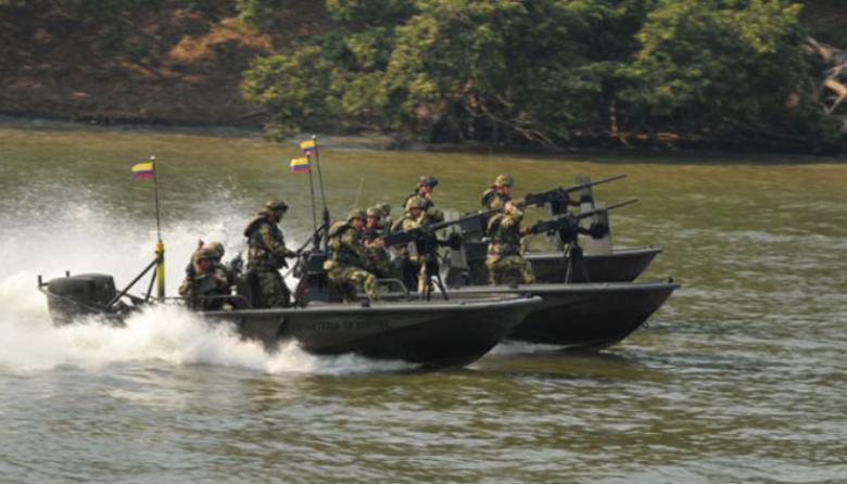 Vigilancia militar en parque Salamanca para frenar incendios