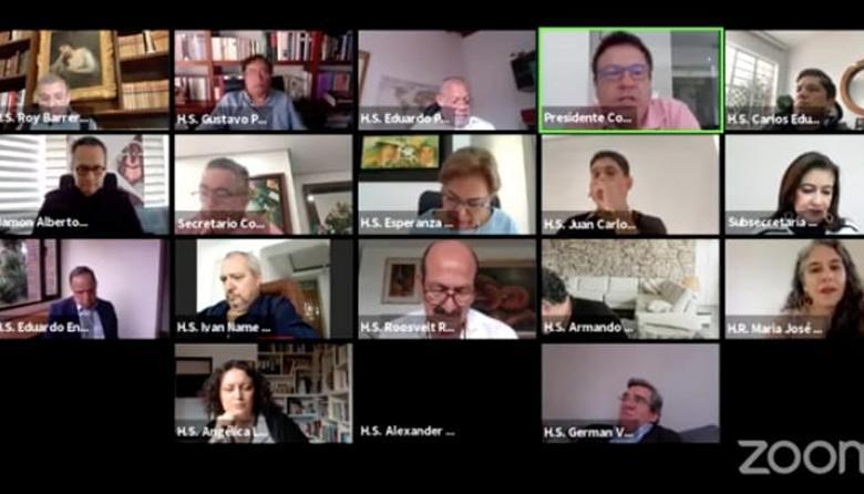 En video | Aprobada en penúltimo debate prórroga a Ley de Víctimas