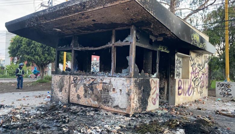 En video   Ocho muertos dejan 26 protestas en Bogotá y otras ciudades