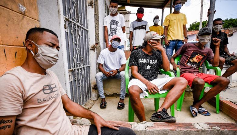 """En video   La predicción que """"frenó"""" conflicto de pandillas en Las Américas"""