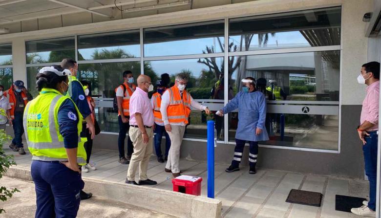 Aprueban protocolos para reapertura del aeropuerto de Valledupar