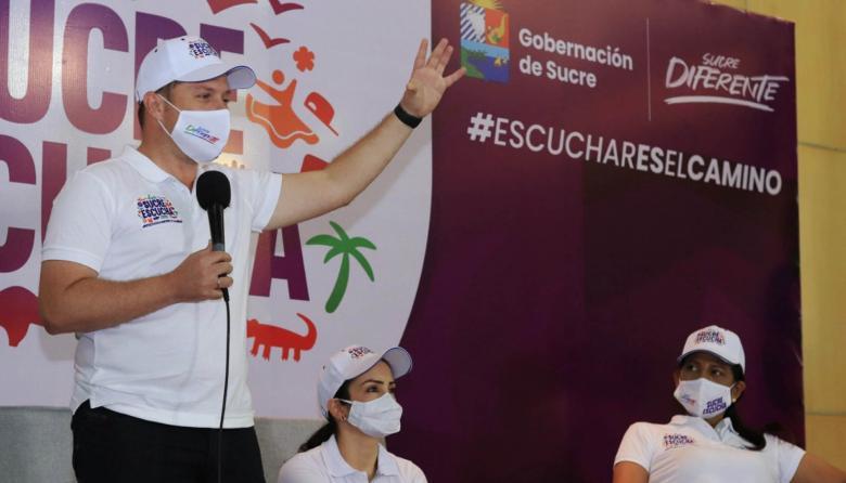 En Sucre le apuestan a la reconstrucción del tejido social