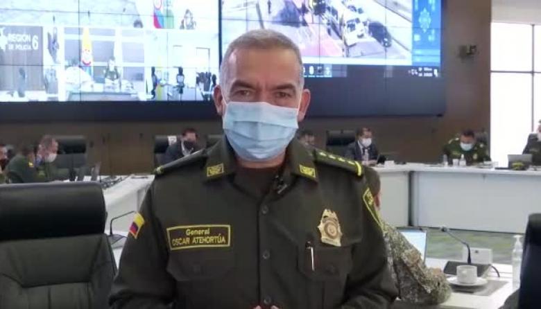 """""""Policías que no acompañan marchas sí usarán armas de fuego"""""""