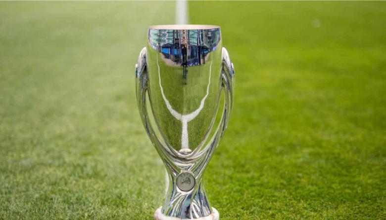 El estadio Puskás Aréna de Budapest acoge este jueves la Supercopa europea entre el Sevilla y el Bayern Múnich.