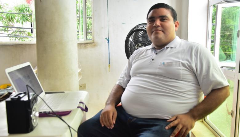 La lucha diaria de un paciente con obesidad
