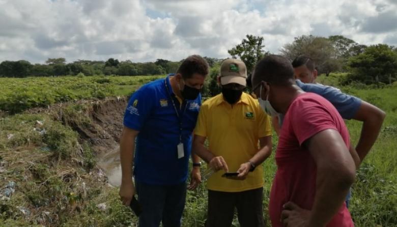 """""""Finqueros obstruyen cauce de arroyos"""": Cardique"""