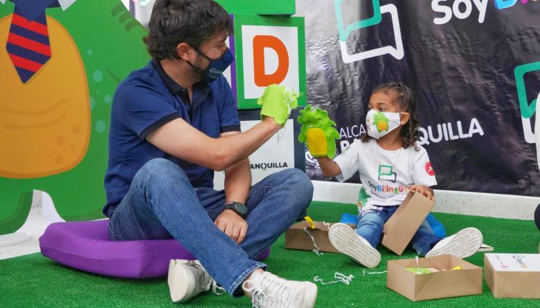 La Barranquilla bilingüe comienza desde la primera infancia: Pumarejo