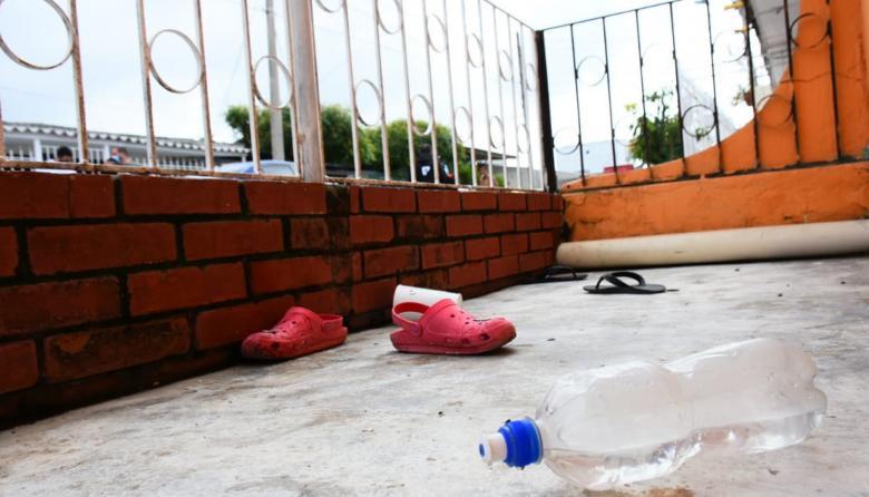 Menor resulta herida en ataque sicarial que dejó un muerto en Soledad