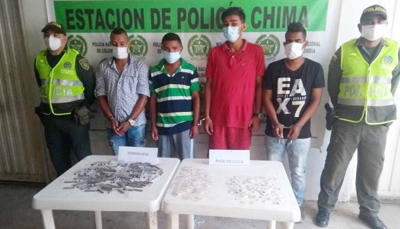 Transportaban más de 500 dosis de marihuana por las vías de Córdoba