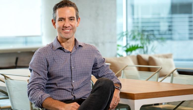 David Vélez, CEO y fundador de Nubank.