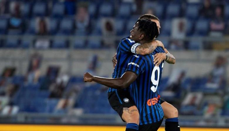 Lazio 1, Atalanta 4: imparable en Italia