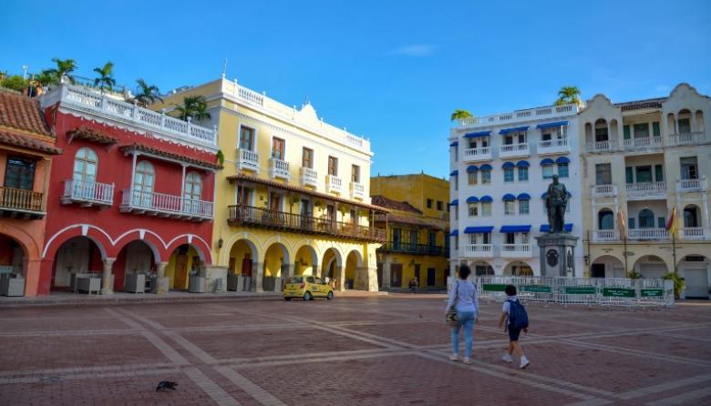 Cartagena levanta medida de pico y cédula
