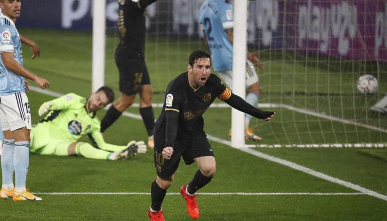 Barcelona da otra muestra de su recuperación al vencer 3-0 al Celta