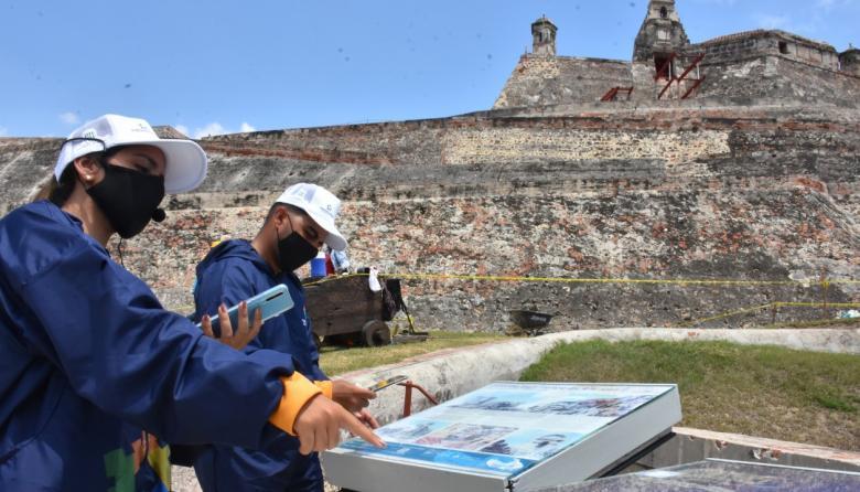 Castillo de San Felipe reabre sus puertas este viernes