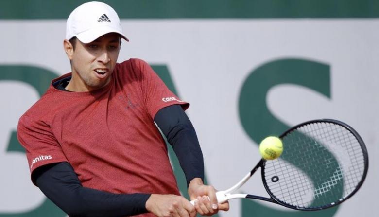 Daniel Galán se medirá ante Novak Djokovic en el Roland Garros.