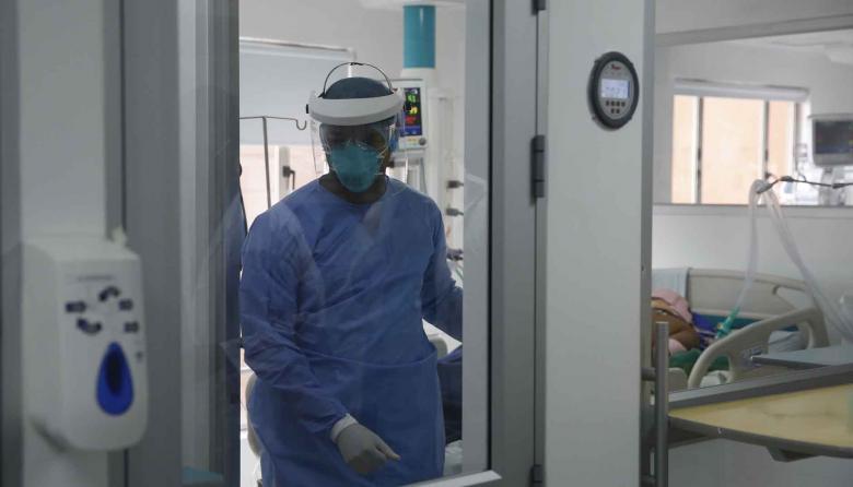 El personal médico ha ocupado la primera línea de batalla contra el nuevo coronavirus.