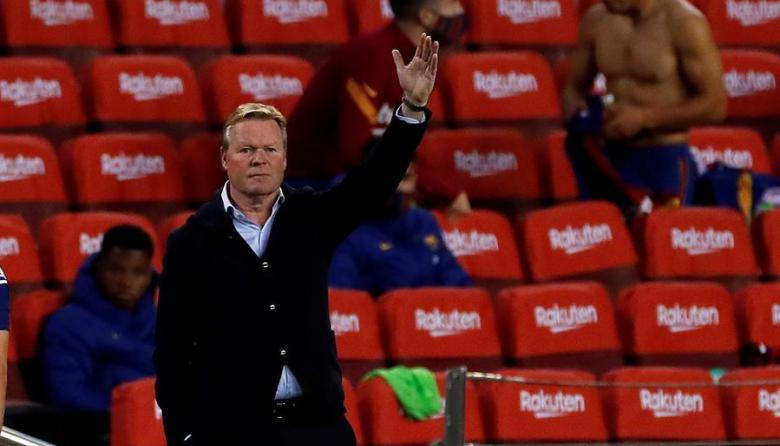 """""""Queremos que Depay venga al Barcelona, él también quiere"""": Koeman"""