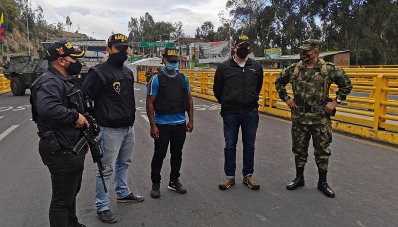 Recientes secuestros en frontera colombo-ecuatoriana alertan a autoridades