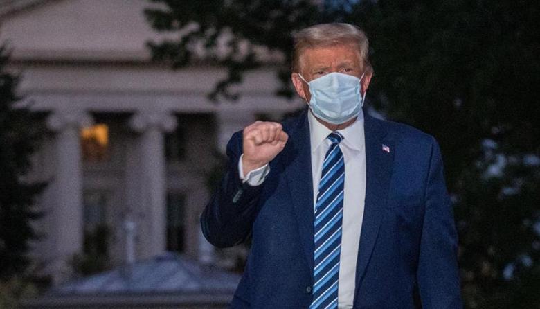 Trump ordena no negociar paquete de estímulo hasta después de elecciones
