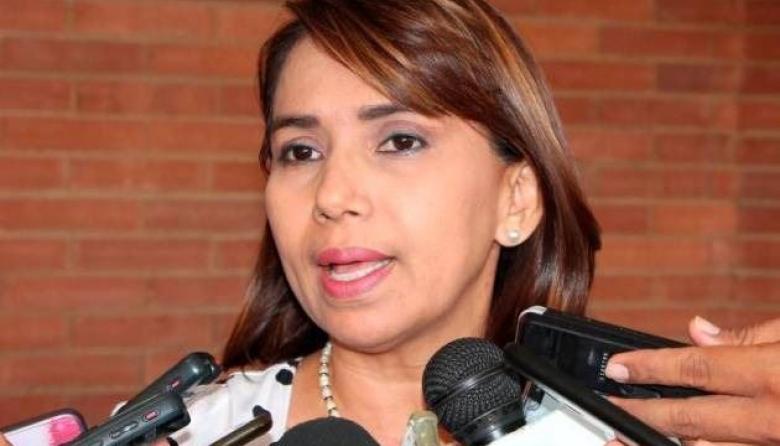 Finalizó la etapa de Patricia Chica en la secretaría de salud de Sucre