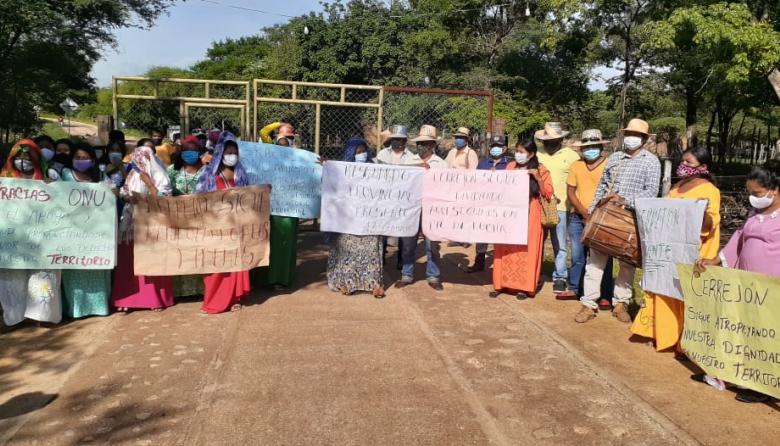 Comunidad wayuu reitera denuncias contra Cerrejón