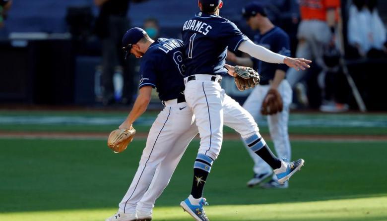 En video   Rays vencen a Astros en un duelo con final emocionante