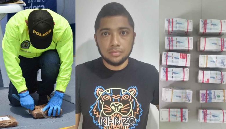 En vídeo   Golpe al narcotráfico: capturan a alias Humito en Barranquilla