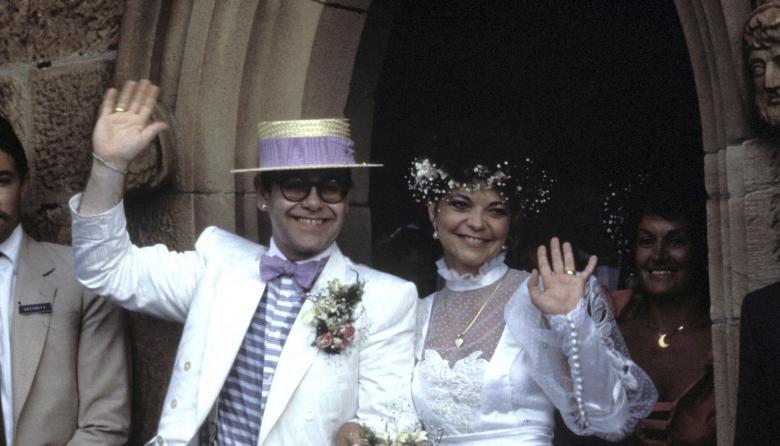 Elton John y su exesposa resuelven una disputa sobre privacidad