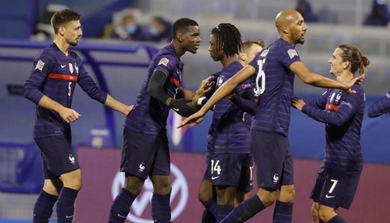 Portugal golea sin Cristiano; Griezmann y Mbappe sostienen a Francia
