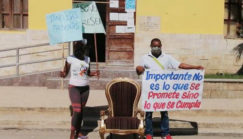 Alcalde de Tolú le deja la silla vacía a representantes del turismo
