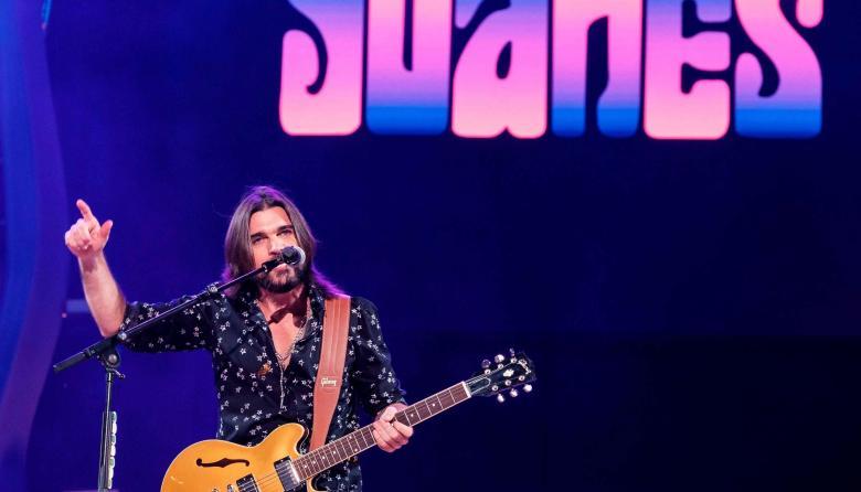 A dos décadas del día en que Juanes lanzó 'Fíjate bien'