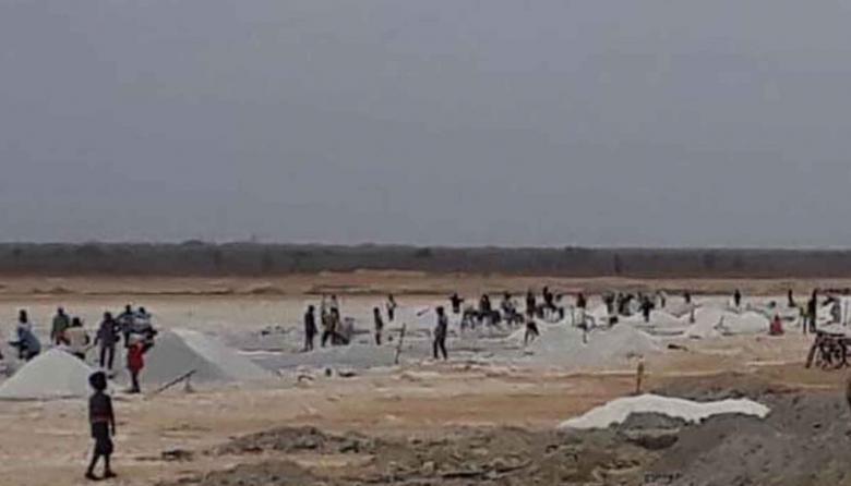 Los wayuu inician paro para reclamar explotación de las Salinas de Manaure