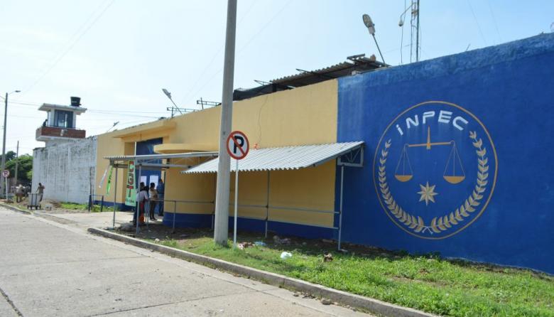 Piden a Minjusticia reubicación de la cárcel Judicial en Valledupar