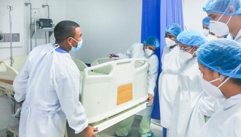 Hospital Sandiego de Cereté amplió su capacidad en camas UCI