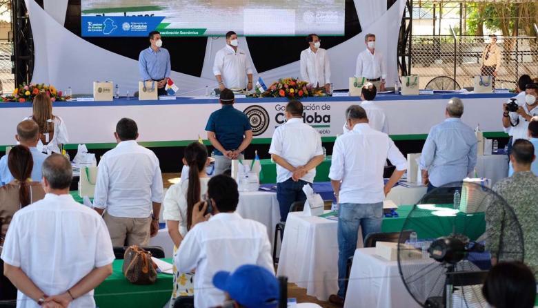 Córdoba realiza cumbre de alcaldes para definir planes de reactivación