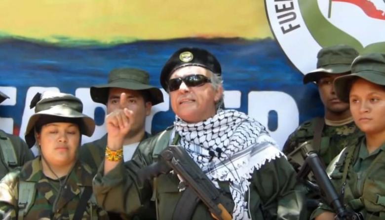 Santrich reaparece y da detalles sobre el asesinato de Álvaro Gómez Hurtado
