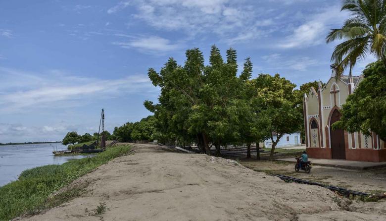 En video   La erosión se 'come' las riberas del Magdalena