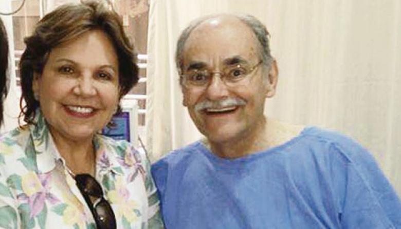 Serpa estudió y se enamoró en Barranquilla