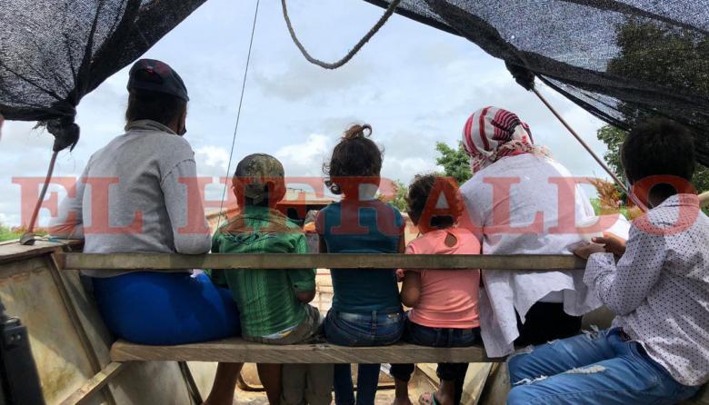 Familiares de víctimas de la masacre en Sucre abandonan la zona rural